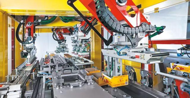 技术保密的德国包装设备巨头舒伯特,自动化包装机械真是厉害