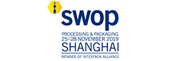swop 2019 processing & packaging exhibition logo
