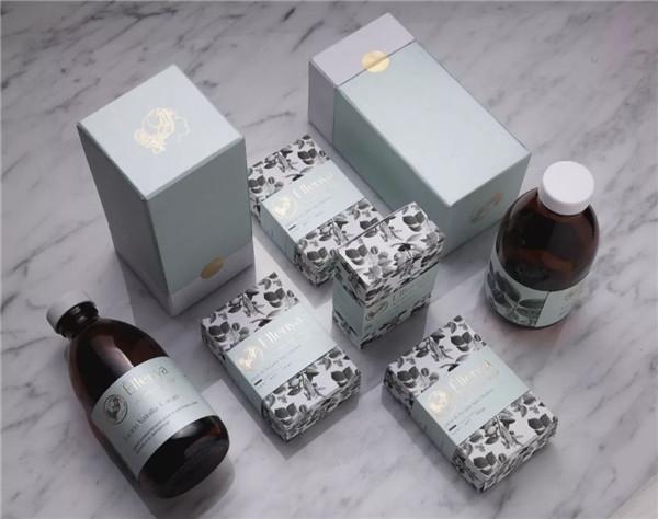 保健食品药品类包装设计