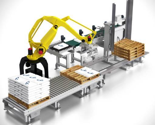 机器人在食品饮料行业的应用分类