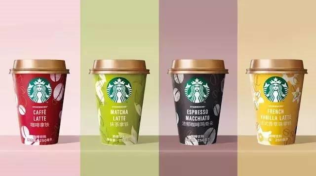 即饮咖啡增速超过软饮和瓶装水,而卖点也是健康