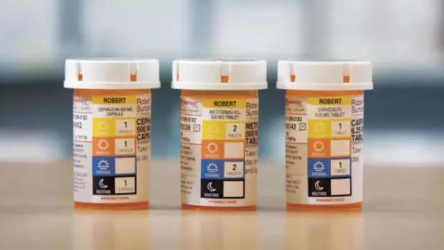 美国最大药店推出新的药瓶标签,吃药很多的人也不会弄混了