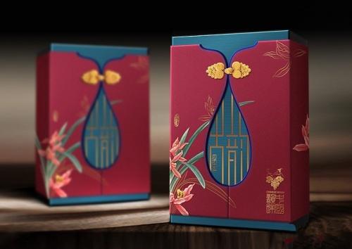 新颖代替奢华是今年月饼包装设计趋势