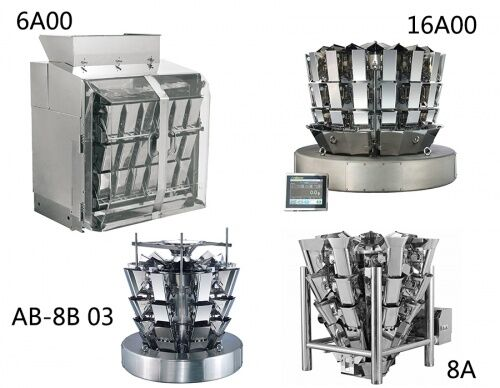 Solid Intellectualized Machinery——Development of Multihead-weigher
