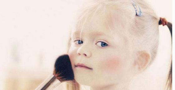 儿童化妆品包装标识将更规范