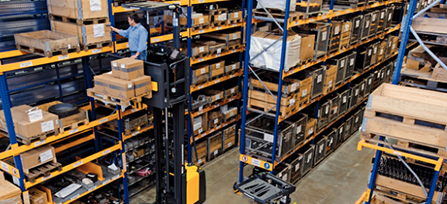 Logistics& Warehouse Optimization (Moning, Nov. 8)