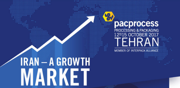 pacprocess Tehran - Iran, a growth market